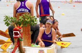 Solveigh Tantalum Dragonboat team
